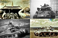 Armored Attack! US Tanks in Action in World War II DVD