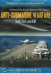 Anti-Submarine Warfare P-2 P-3 S-2 DVD