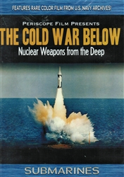 Cold War Below Ballistic Missile Submarine DVD
