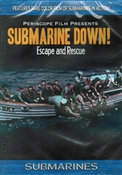 Submarine Down! U.S. Navy Rescue Diving Bells DVD