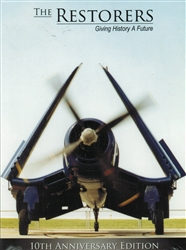 The Restorers - Aircraft Restoration 10th Anniversary Edition DVD