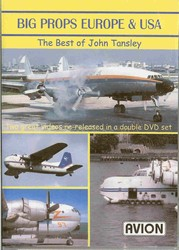 Big Props - USA Europe - C-97, DC-4, C-46, Sunderland (2 DVDs)