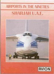 Airports in the Nineties Sharjah U.A.E An12 An124 DVD