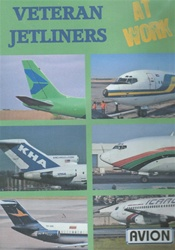Veteran Jetliners at Work DVD