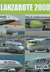 Lanzarote Airport 2000 Canary Islands DVD