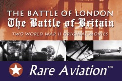 The Battle of London - The Battle of Britain DVD