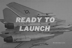 Ready to Launch - Naval Carrier F-14 F-8 A-7 S-3 SH-3 E2 F-4 A-6 DVD