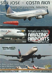 San Jose Costa Rica Airport Hub of Central America DVD