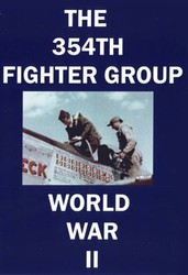 The 354th Fighter Group P-51 A-20 P-47 WWII Color DVD