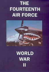 The Fourteenth 14th Air Force Flying Tigers WW II P-40 DVD